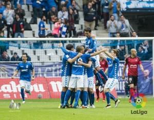 Real Oviedo - CD Mirandés: un triunfo por las heridas coperas