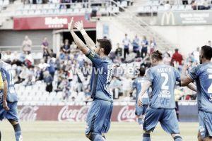 Pedro León alcanza el top 5 de goleadores del Getafe en Primera