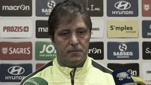 """Pedro Martins: """"Tengo confianza, espero que se vea en el terreno"""""""