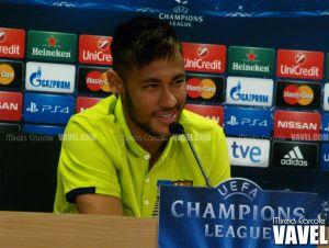 """Neymar: """"Me siento en casa, más feliz, más útil con todo"""""""