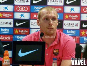 "Mathieu: ""Vamos a Valencia a ganar, a seguir con la dinámica"""