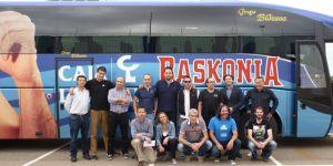 Club Empresas acompañará al Laboral Kutxa en su viaje a Estambul