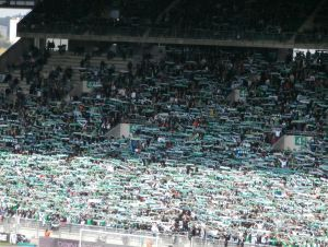 Boycott des supporters stéphanois pour la rencontre TFC-ASSE !