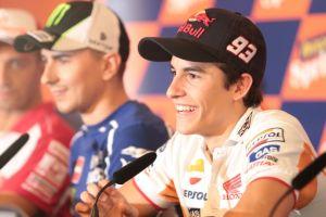 A Misano prime libere a Marquez