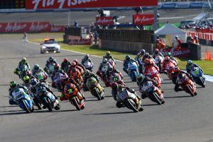 Lista provisional de Moto2 para el Mundial de Motociclismo 2014