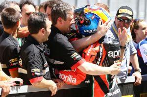 Superbike, doppietta per Marco Melandri a Sepang