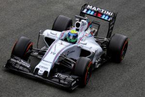 Tour d'horizon pré-saison 2015 : Williams Martini Racing