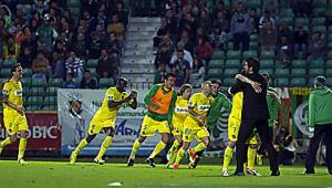 Paços acaricia la Champions, Olhanense y Beira Mar viven con esperanza