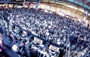 Gamepolis, el mayor evento del sur de Europa