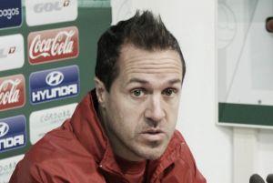 """Pablo Villa: """"Será un partido vital de cara a nuestras aspiraciones"""""""