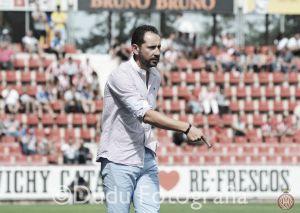 "Pablo Machín: ""Nos hemos mostrado como un equipo sólido"""