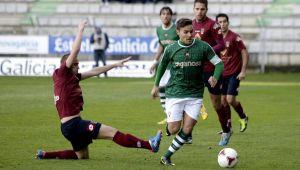 Racing de Ferrol - Pontevedra: los verdes buscan el liderato y los granates salir de la parte baja