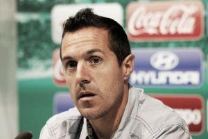 """Pablo Villa: """"Voy a ganar"""""""