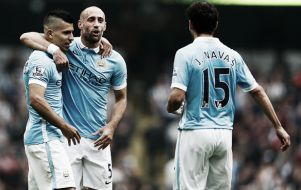 Zabaleta reveals exactly how he was injured in training