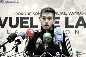 Pablo Cortés no seguirá en el Salmantino