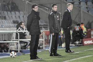 """Franco: """"Ha habido un penalti claro y no nos lo han pitado"""""""