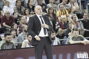 Pablo Laso, elegido mejor entrenador del año