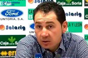 """Pablo Machín: """"Tenemos potencial para batir a cualquiera"""""""