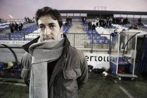 Pablo Franco ya dirige al Getafe B
