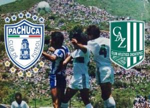 Pachuca vs Zacatepec: Viejos Rivales
