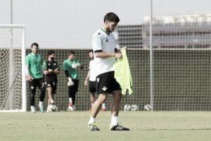Xavi Torres, Pacheco y Vilarchao vuelven a entrenar con el equipo