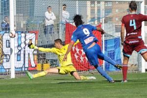 Real Sociedad B - CF Fuenlabrada: coger el último tren