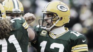 Un Rodgers dolorido conduce a sus Packers al campeonato por la NFC