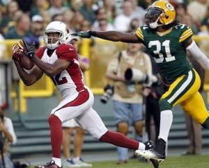 Los Packers se quedan a cero ante los Cardinals