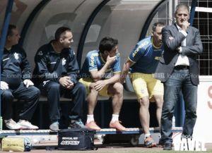 """Paco Herrera: """"Solamente hay una cosa buena y es que hemos ganado"""""""