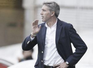 "Paco Fernández: ""Nos falta mejorar en ataque"""
