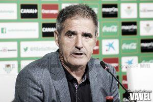 """Paco Herrera: """"He vuelto a ver a mi equipo muy sólido"""""""