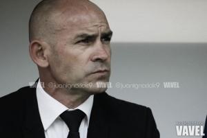 """Paco Jémez: """"Estoy muy satisfecho con lo que ha hecho el equipo"""""""