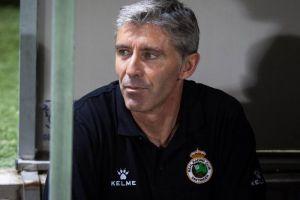 """Paco Fernández: """"El empate hubiera sido justo"""""""