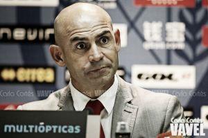 """Paco Jémez: """"Hemos competido muy dignamente"""""""