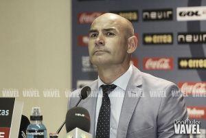 """Paco Jémez: """"Hemos cometido errores en las dos áreas"""""""