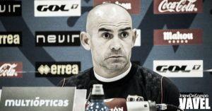 """Paco Jémez: """"La mejor noticia es que dependemos de nosotros"""""""