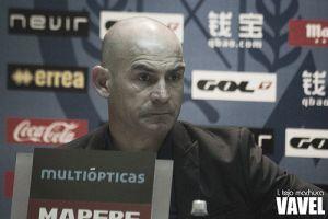 """Paco Jémez: """"Todavía no hay finales"""""""