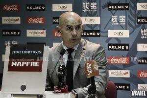 """Paco Jémez: """"Hay cosas que mejorar, sobre todo los detalles"""""""