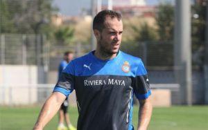 """Paco Montanés: """"Estoy al cien por cien para jugar el domingo"""""""