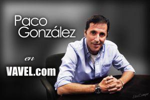 """Paco González: """"Me angustia la cantidad de currículums que recibo"""""""