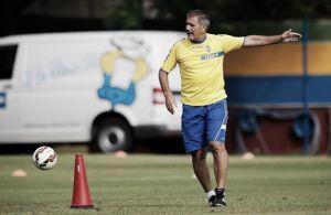 La UD Las Palmas de Paco Herrera comienza a trabajar