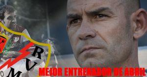 Paco Jémez, mejor entrenador del mes de abril
