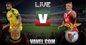 Paços de Ferreira vs Benfica en vivo y en directo online