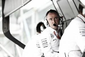 Las órdenes de Paddy Lowe son las más importantes en Mercedes