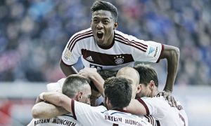 Paderborn 0-6 Bayern Munich: Brilliant Bayern storm closer to another Bundesliga crown