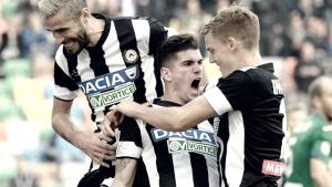 Udinese - Le pagelle, un'altra vittoria fatta di voglia e sofferenza
