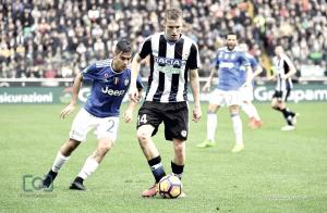 Udinese - Contro la Juventus una prestazione solida