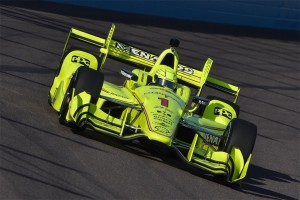 Indycar, a Phoenix vince Pagenaud e va in testa al campionato