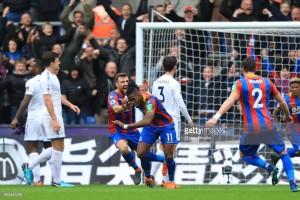 Crystal Palace 5-0 Leicester City: Eagles soar to biggest ever Premier League win with safety tantalisingly close