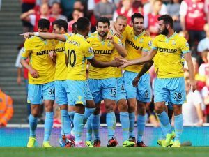 Palace Play Host To Hammers
